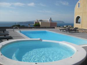 Alisaxni Resort, Aparthotels  Akrotiri - big - 12