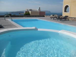 Alisaxni Resort, Aparthotels  Akrotiri - big - 31