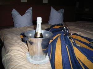 Hotel Restaurant Braas, Hotely  Eschdorf - big - 25