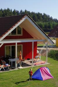 Camping-und Ferienpark Havelberge - Below