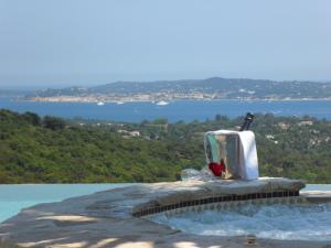 obrázek - Villa Vue Féérique sur Golfe De Saint Tropez