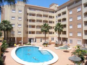 Apartamentos Maracay, Apartmanok  Roquetas de Mar - big - 1