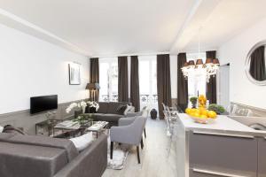 The Residence - Luxury 3 Bedroom Paris Center - Paryż