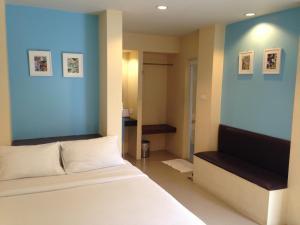 C2 Residence, Hotel  Lampang - big - 35