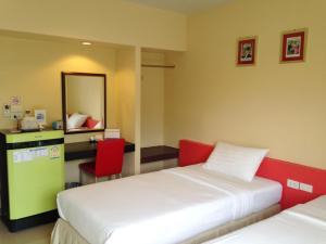 C2 Residence, Hotel  Lampang - big - 56