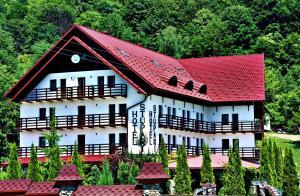 Отель Ступарь, Шаян