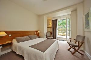 Le Terminus des Pèlerins, Hotel  Rocamadour - big - 20