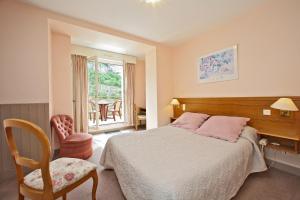 Le Terminus des Pèlerins, Hotel  Rocamadour - big - 18
