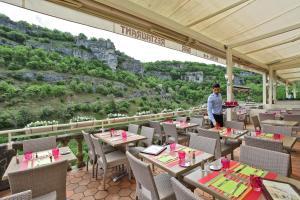Le Terminus des Pèlerins, Hotel  Rocamadour - big - 17
