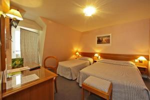 Le Terminus des Pèlerins, Hotel  Rocamadour - big - 13