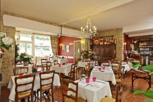 Le Terminus des Pèlerins, Hotel  Rocamadour - big - 12