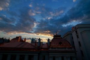 Pura Vida Sky Bar & Hostel, Ostelli  Bucarest - big - 44