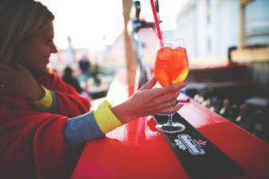 Pura Vida Sky Bar & Hostel, Ostelli  Bucarest - big - 52