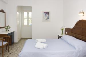 Sourmeli Garden Hotel, Отели  Миконос - big - 47