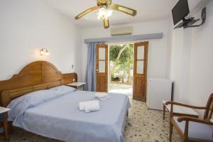 Sourmeli Garden Hotel, Отели  Миконос - big - 43