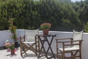 Sourmeli Garden Hotel, Отели  Миконос - big - 69