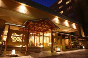 Jozankei Daiichi Hotel Suizantei - Accommodation - Jōzankei