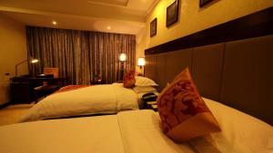 Woge Sizhou Hotel - Xuyi