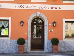 Hotel Adler, Hotels  Menaggio - big - 26