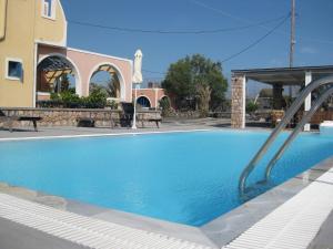 Alisaxni Resort, Aparthotels  Akrotiri - big - 17