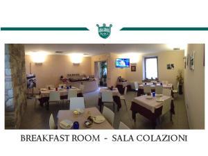 Trattoria Locanda Ai Tre Amici, Hotels  Mortegliano - big - 38