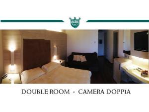 Trattoria Locanda Ai Tre Amici, Hotels  Mortegliano - big - 40