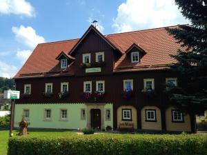 Pension Immergrün - Kurort Jonsdorf