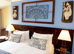 Hotel Casa do Amarelindo, Hotel  Salvador - big - 16