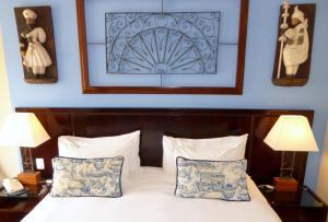 Hotel Casa do Amarelindo, Hotel  Salvador - big - 30