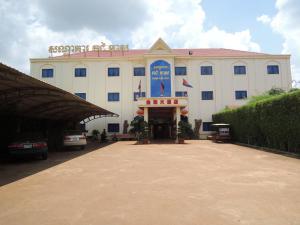 Golden Pearl Hotel, Hotels  Banlung - big - 62