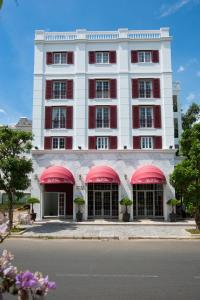 Hotel L'Odéon Phu My Hung, Отели  Хошимин - big - 81