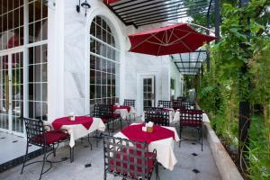 Hotel L' Odéon Phu My Hung, Отели  Хошимин - big - 65