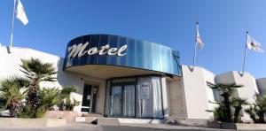 Amerique Hotel Palavas Montpellier Sud, Отели  Палава-ле-Фло - big - 31