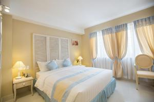 Hotel L'Odéon Phu My Hung, Отели - Хошимин