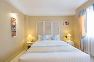 Hotel L'Odéon Phu My Hung, Отели  Хошимин - big - 73