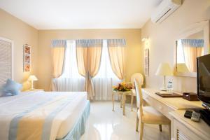 Hotel L'Odéon Phu My Hung, Отели  Хошимин - big - 78