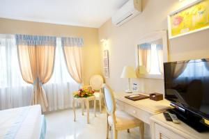 Hotel L'Odéon Phu My Hung, Hotely  Ho Či Minovo Město - big - 77