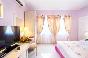 Hotel L' Odéon Phu My Hung, Szállodák  Ho Si Minh-város - big - 67