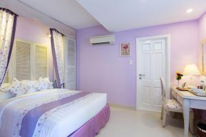 Hotel L'Odéon Phu My Hung, Отели  Хошимин - big - 6