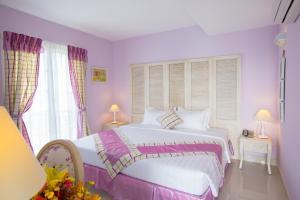Hotel L'Odéon Phu My Hung, Отели  Хошимин - big - 8