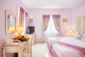 Hotel L'Odéon Phu My Hung, Отели  Хошимин - big - 11