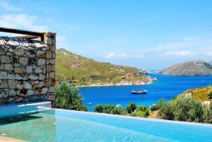 Eirini Luxury Hotel Villas, Виллы  Грикос - big - 105