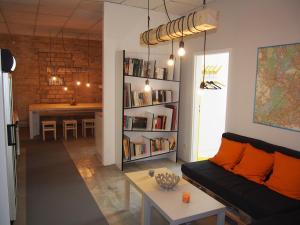 Box61 Art Concept Flat - Lichtenberg