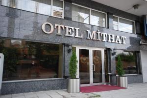 Отель Hotel Mithat, Анкара