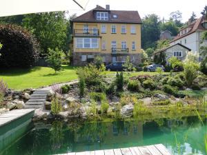 Pension Villa am Burgberg - Leina