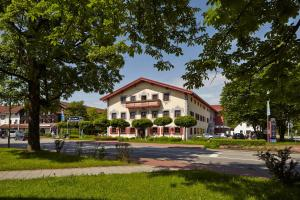 Hotel Sauerlacher Post - Linden