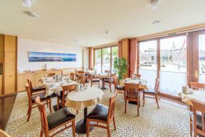 Hotel Kontorhaus, Hotely  Stralsund - big - 20