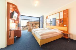 Hotel Kontorhaus, Hotely  Stralsund - big - 19