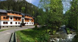 Hotel Riverside Demänovská Dolina Slovacia