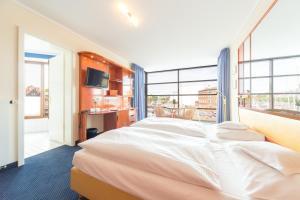Hotel Kontorhaus, Hotely  Stralsund - big - 18